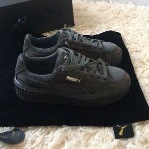 Puma Shoes - Fenty Puma by Rihanna Velvet Creeper